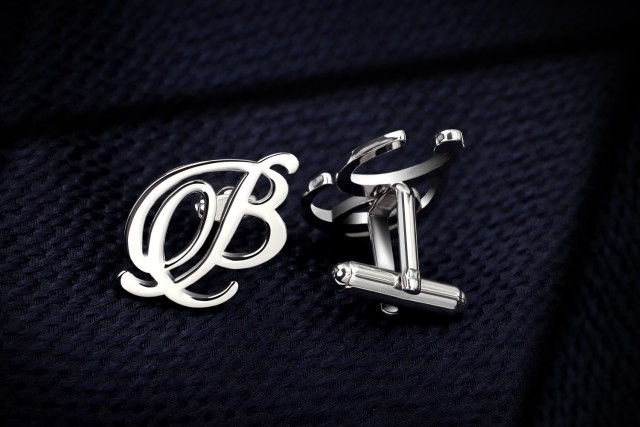 Double Initials Cufflinks